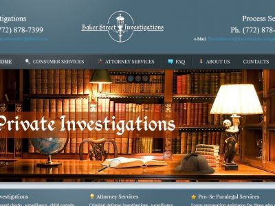 Baker Street Investigations and Process Services