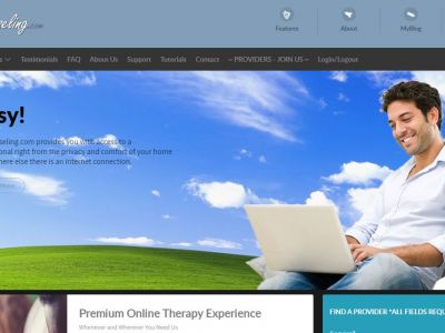 MyCounseling.com was a teletherapy portal