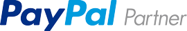 Website Development Shop is a PayPal Partner